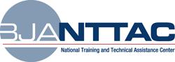 BJA NTTAC logo