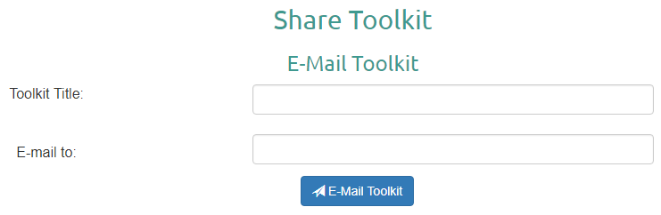 Share Toolkit
