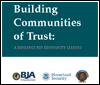 Building Communities of Trust coverpage