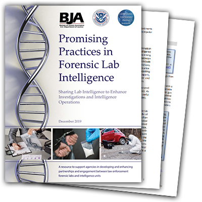 Promising Practices in Forensic Lab Intelligence document