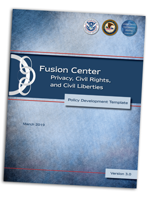 Fusion Center template screenshot