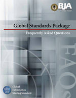 Cover page of the GSP Frequently Asked Questions Guide PDF