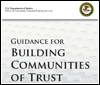 Guidance for Building Communities of Trust coverpage
