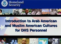 Introduction to Arab American and Muslim American Cultures