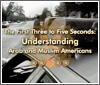 The First Three to Five Seconds: Arab and Muslim Cultural Awareness for Law Enforcement