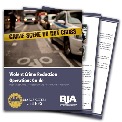 Violent Crime Reduction Operations Guide screenshot