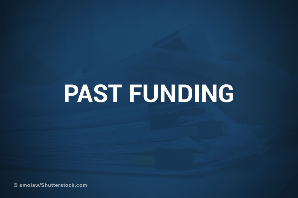 Past Funding promotional image