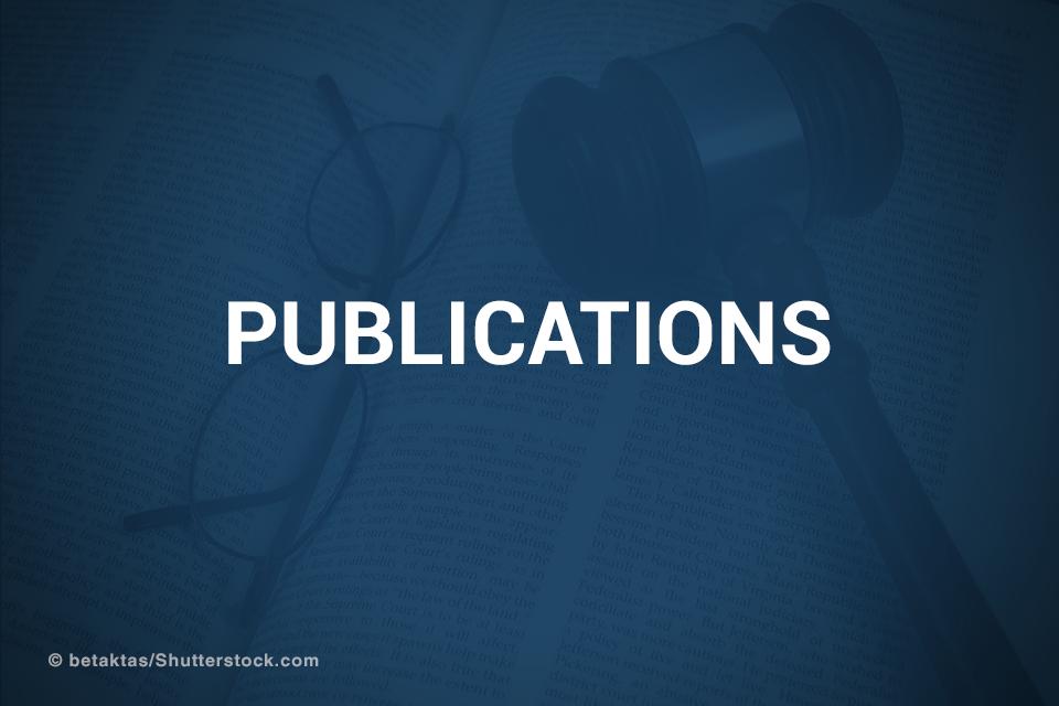 Publications promotional image
