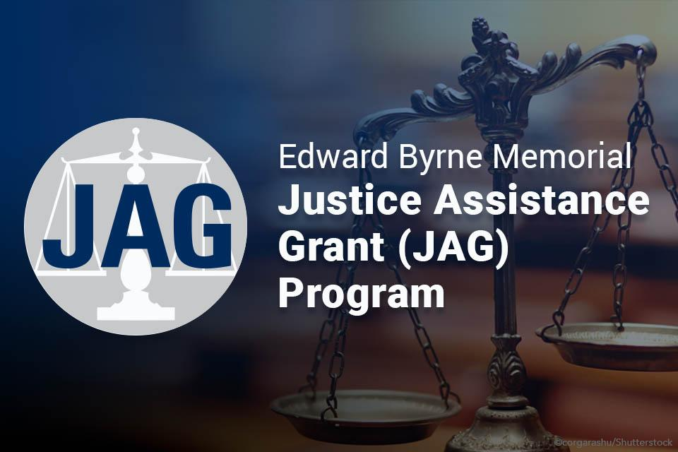 Edward Byrne Memorial Justice Assistance Grant Program image
